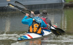 Waterproof GPS trackers for watersport and mountain sports where the trackers will get wet