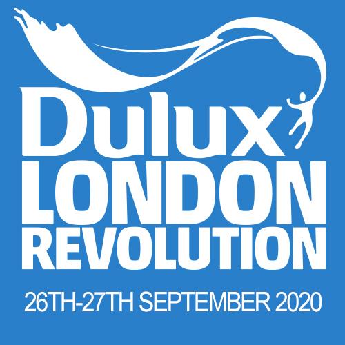 Dulux London Revolution Tracker Hire New Date